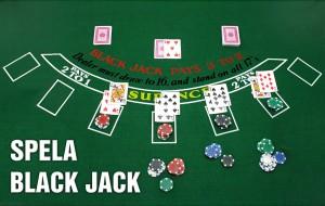 Spela Black Jack på nätet